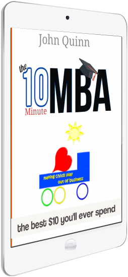 10 Minute MBA